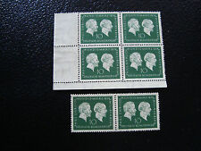 ALLEMAGNE (rfa) - timbre - yvert et tellier n° 73 x6 nsg (A5) stamp germany