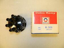 NOS Delco D305 Distributor Cap 1955-56 Corvette & 57-61 With 2X4 Dual Quads