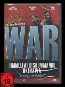 DVD WAR - HIMMELFAHRTSKOMMANDO OKINAWA - HENRY FONDA (Robert Aldrich) * NEU *