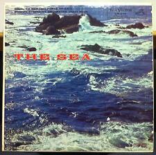Charles Munch - The Sea Debussy La Ner LP VG+ LM-2111 RCA Mono 1959
