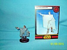 WotC Star Wars Miniatures Captain Antilles, RotS 06/60, Republic, Rare