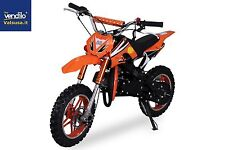 Minimoto Cross 50cc  DIRT orange 10 pollici mini moto