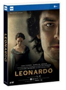 Leonardo (4 DVD) - ITALIANO ORIGINALE SIGILLATO -