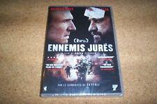 DVD ENNEMIS JURES film de guerre NEUF