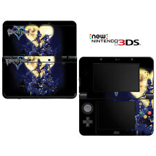 Vinyl Skin Decal Cover for Nintendo New 3DS - Kingdom Hearts 1
