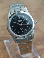 Casio quartz Ladies Casual Wrist Watch day LTP-3039 excellent condition