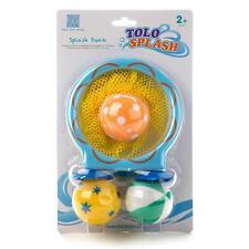 NEW Tolo Toys Bath Basketball Set - Splash Dunk - Net & 3 Balls