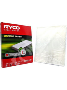 Ryco Cabin Air Particle Filter FOR HYUNDAI ELANTRA UD (RCA211P)