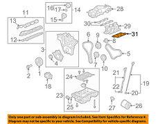 GM OEM-Engine Intake Manifold Gasket 12609360