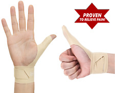 Right Hand Wrist & Thumb Support Brace Relieves Pain, Carpal Tunnel, Arthritis