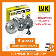 KIT FRIZIONE + VOLANO LUK AUDI A4 2.0 TDI 16V KW:103 2004/11>2008/06 600022800