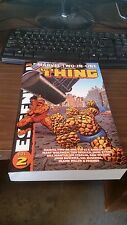 MARVEL -ESSENTIAL MARVEL TWO IN ONE THE THING #2 -FREE SHIPPING