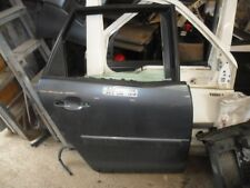 Citroen C4 Picasso 2006-2013 O/S Drivers Side Rear Door Bare EWZD,