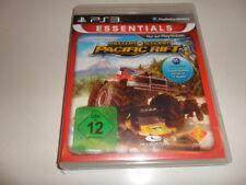 PlayStation 3 PS 3   MotorStorm Pacific Rift [Essentials]
