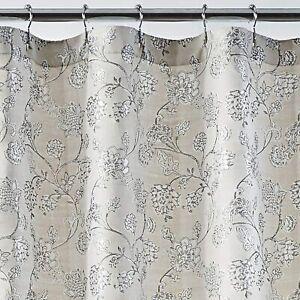 Fabric Shower Curtain Croscill Mila 72-Inch x 72-Inch