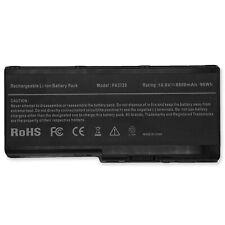 12 Cell Battery For Toshiba Qosmio X500 X505 PA3729U-1BAS PA3729U-1BRS Laptop