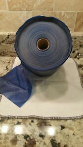 BLUE Theraband by the FOOT Physical Therapy Exercise Band Resistive Resistance
