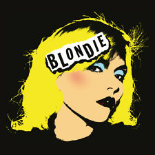 Blondie - Debbie Harry Pop Art - 40cm x 40cm Album Cover Canvas Print DC95092C