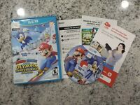 Mario & Sonic at the Sochi 2014 Olympic Games (Nintendo Wii U, 2013)