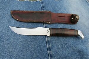 Case XX  U.S.A. sheath knife.