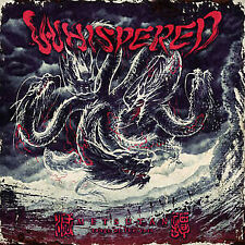 Whispered - Metsutan - Songs Of The Void CD Jewelcase