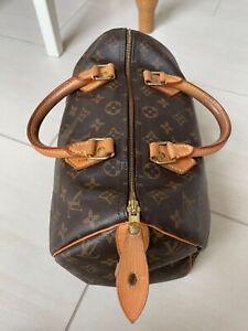 Louis Vuitton Speedy 30 Monogram Vintage Damentasche