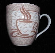1 JUMBO KAFFEE BECHER KERAMIK NEU COFFEE