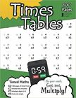 Times Tables 100 Practice Pages Timed Tests Multiplication Math Drills KS2 Work