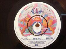 QUEEN / 1976 vinyl 45rpm single / WHITE MAN