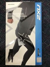 Mens 2XU Wind Defence Compression Tights LARGE NEW WITH TAGS Running