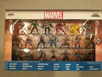 Marvel Comics Jada Toys Nano Metalfigs Diecast Figures 20 Pack Wave 3 Set - NEW