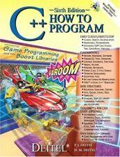 C++ How to Program by Deitel, P. J.