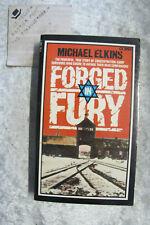 Forged In Fury - Michael Elkins OzSellerFasterPost!