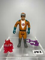 Real Ghostbusters 1988 Fright Features Ray Stantz Action Figure Complete