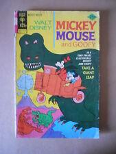 WALT DISNEY MICKEY MOUSE #2 1975 Gold Key & Design  [G323] BUONO