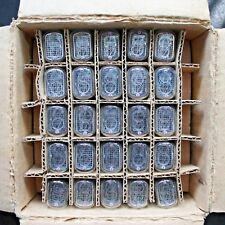 IN-12A IN12A Nixie Tubes for clock NEW Gazotron USSR lot 50pcs