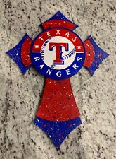 Texas Rangers Wall Cross 15�
