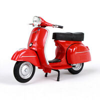 Maisto 1:18 VESPA Scooter Motorcycle Model Diecast Toy Collection Free Shipping