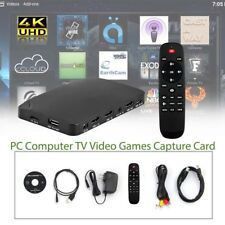 YK 940 UHD Capture Box 4K HDMI Recording PC Computer TV Video Games Capture Card