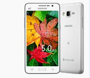 "5"" Samsung GALAXY Grand Prime SM-G5308W 8GB 8MP Original Android GPS Smartphone"