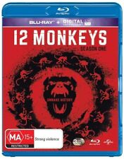 12 Monkeys : Season 1 Blu-Ray : NEW