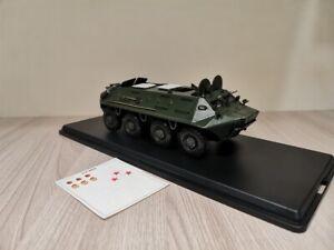 BTR-60PA with interior, handmade