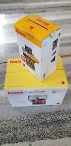Kodak EasyShare Photo Printer Dock Station with Extra Ink and Paper - New Open