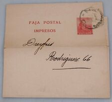 Mayfairstamps Argentina 1/2 Cernt Used Classic Stationery Wrapper wwh27289
