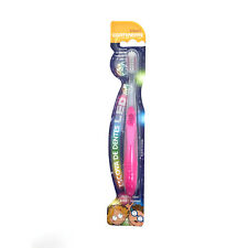 Children 2 Minutes LED Toothbrush (PINK) designed for  toddler teeth