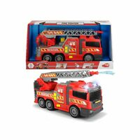 Dickie Toys Fire Fighter, Feuerwehrauto, Löschwagen, Feuerwehr, Auto, Spielzeug