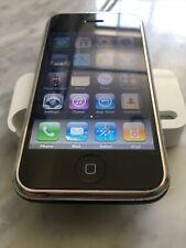 Apple iPhone 1st Generation - 4GB - Black (Unlocked) A1203 (GSM) + Apple Stand