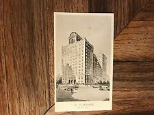 The Madison Hotel Boardwalk & Ocean Atlantic City New Jersey Vintage Post Card