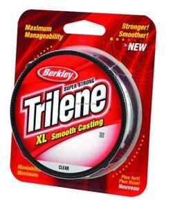 Berkley Trilene XL Mono Filler Spool 4lb 330yd Clear