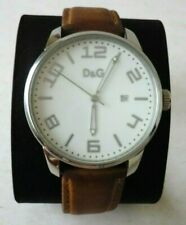 Dolce & Gabbana($388.42RRP) D&G Time Date Watch 3719340294 - Excellent Condition